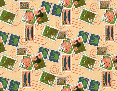 Stamp Pattern