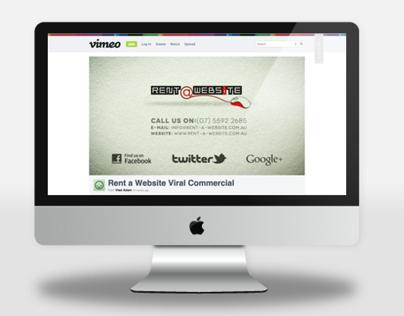 Rent A Website Commerccial