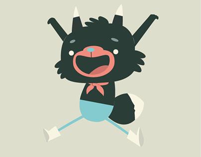 Ucu & Beto - Animated Web Series WIP