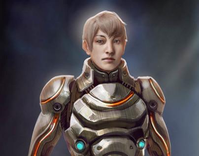 Character Concept Portfolio