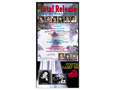 Total Release Poster (1999)