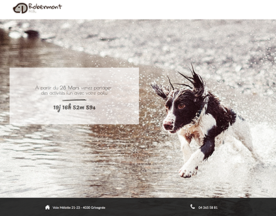 IEPS FLERON - Landing page - CD Robermont