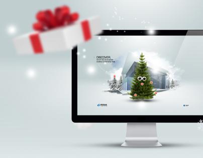 Soma - Christmas card