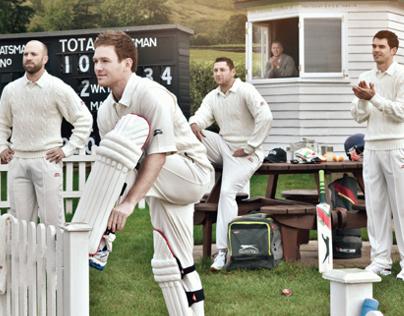 Slazenger Cricket 2012