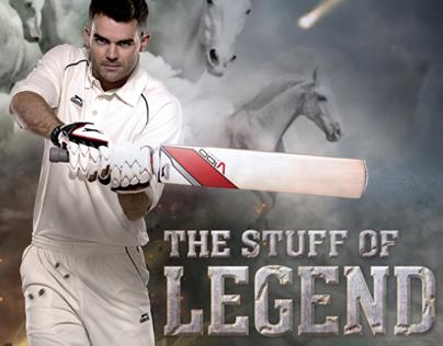 Slazenger Cricket 2013 Legend