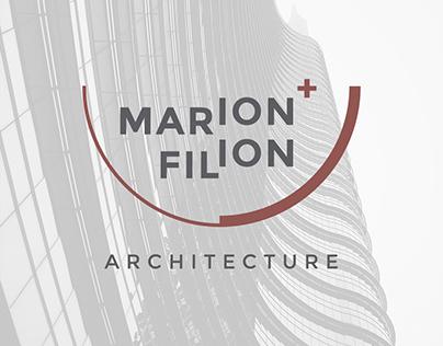 MARION+FILION / Branding