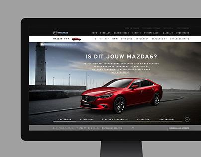 Mazda configurator