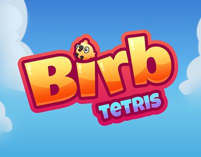 Birb Tetris UI/UX