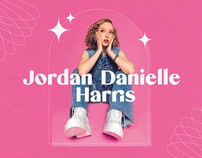 EPK (press kit) - Jordan Danielle Harris