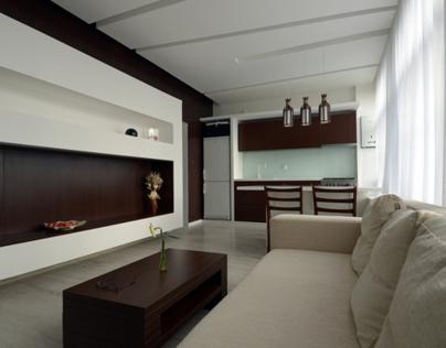 Interior design - Deta, Romania