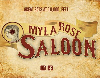 Myla Rose Saloon Restaurant