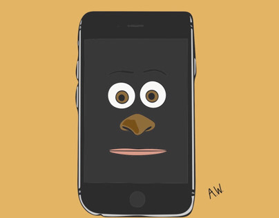 Issac the iPhone