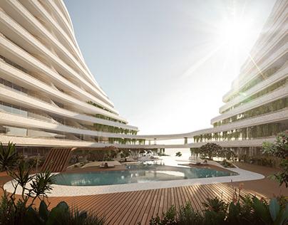 Multi residential, Brisbane
