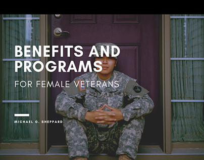 Benefits and Programs for Female Veterans