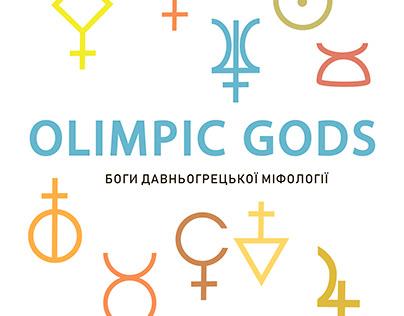 "Calender ""Olimpic Gods"""