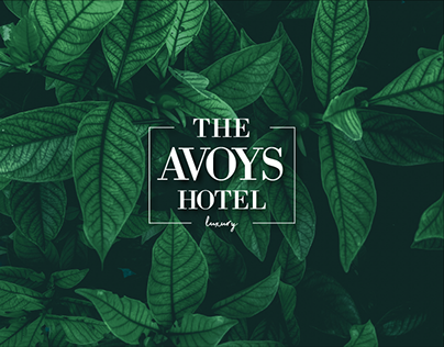 The Avoys Hotel_Branding