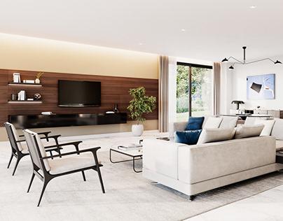 Apartment interior - Cologny Prestige