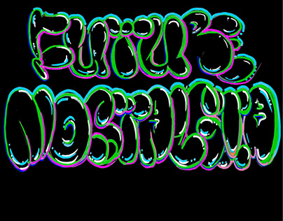 Future Nostalgia DJ/Arts Collective Posters & Artwroks
