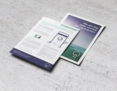Hnry - Marketing A4 Handout