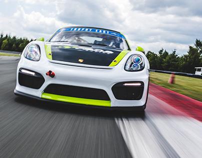 FADA Racing brand + livery design