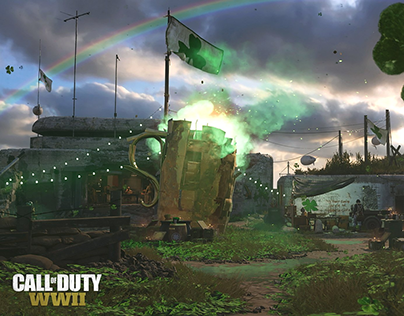 Call of Duty: WWII - Shamrock and Awe Headquarters