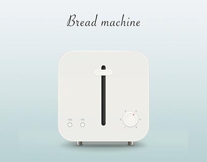 面包机绘制