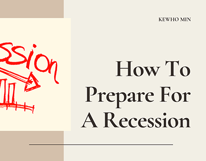 Kewho Min   How to Prepare for a Recession