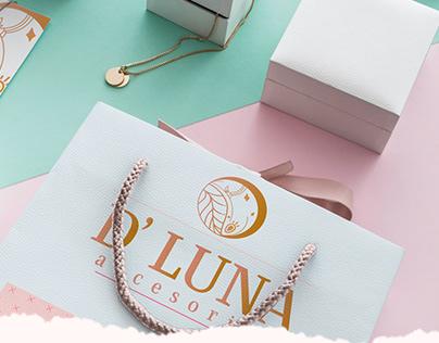 RE-BRAND | D'LUNA ACCESORIES