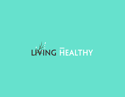 Branding Design Living Healthy