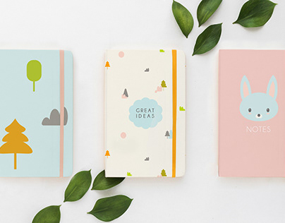 Oak+Trees kids cafe | Branding