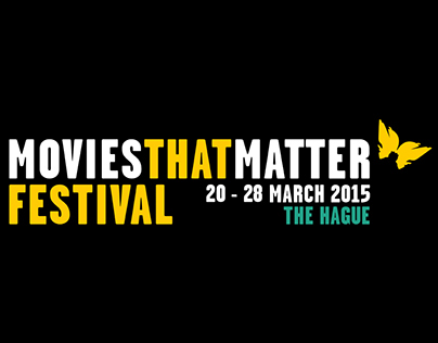 Movies that Matter Festival // 2015