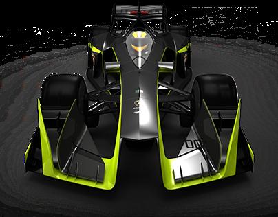 Lamborghini F1 Concept car