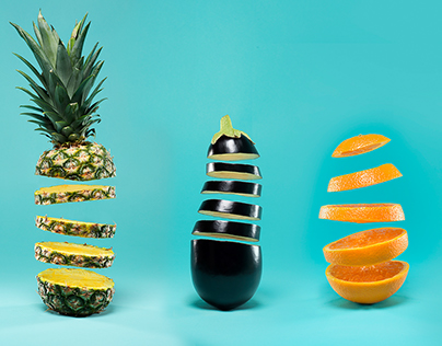 The sliced Fruits Project