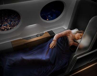 Update - Boom Supersonic Airline Interior