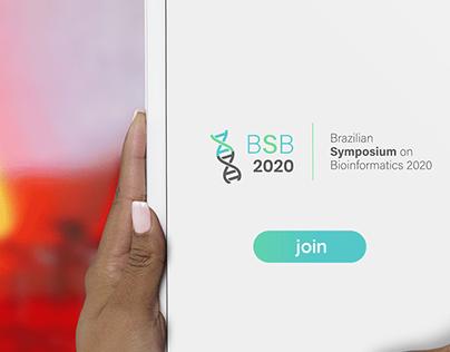 Brazilian Symposium on Bioinformatics 2020 logo
