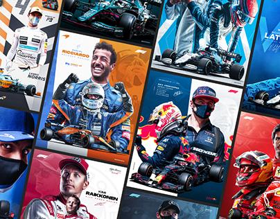 Formula 1 Graphics Vol. 1