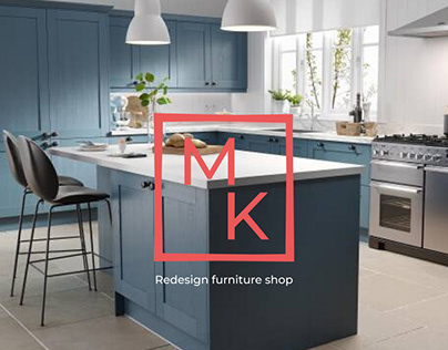 MK | Redesign Furniture E-commerce