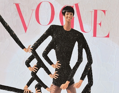 Vogue and Harper's Bazaar manipulations