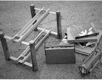 WORKSHOP SKILLS - Material exploration.