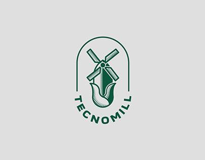 Tecnomill Logo & Branding