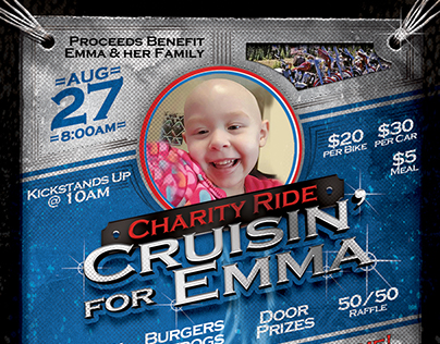 Cruisin' for Emma Charity Event