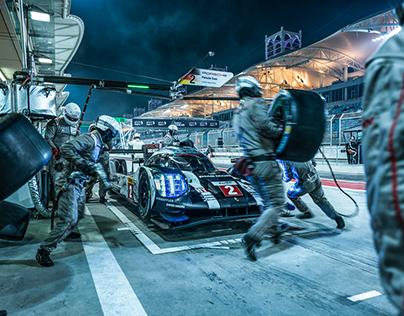 Race in Bahrain