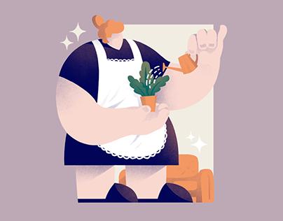 Illustrations / PIK Group