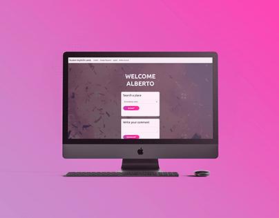 Student Nightlife Leeds web project
