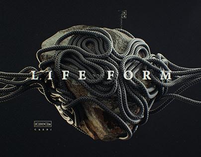 Life Form / C4d exploration