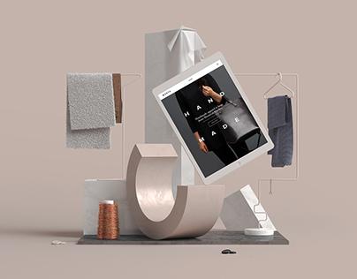 Squarespace - Still life