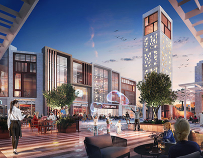 Uptown Al Zahia Retail