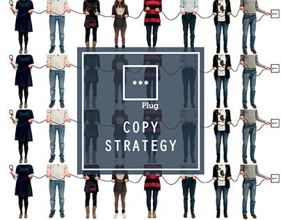 Plug. Copy strategy