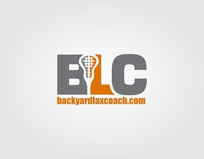 Backyard Lax Coach LOGO DESIGN