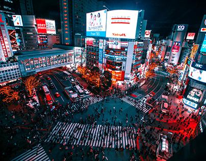 Wander'in Tokyo